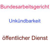 unkuendbarkeit-oeffentlicher-dienst-