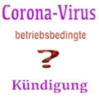 Corona-Erkältung und Kündigung durch den Arbeitgeber