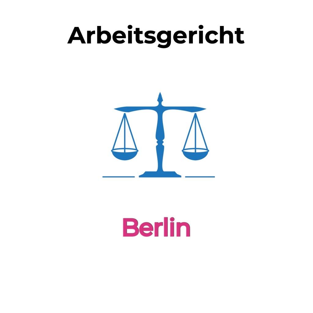 Arbeitsgericht Berlin - Magdeburger Platz 1