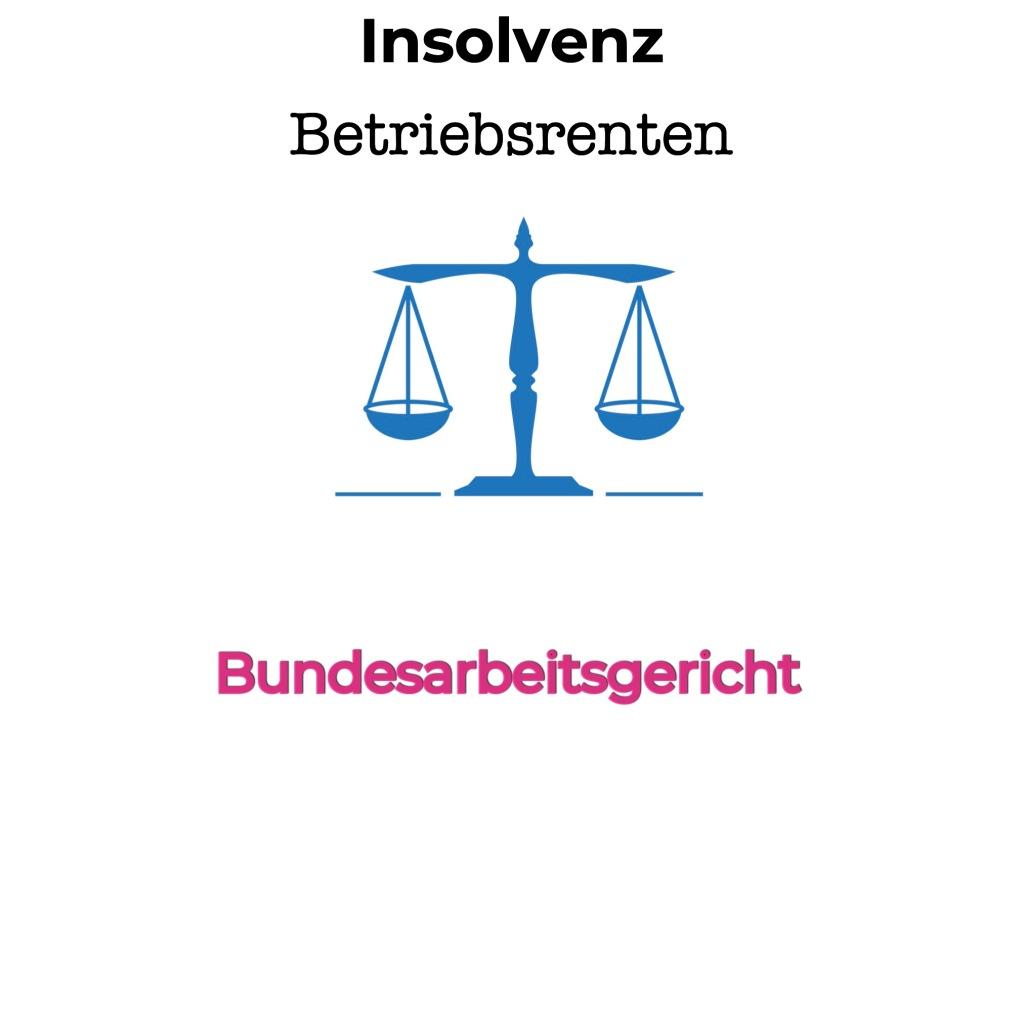 Haftung des Betriebserwerbers in Insolvenz für Betriebsrenten
